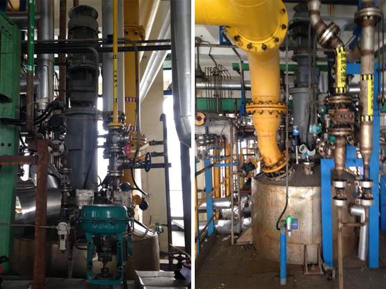 我公司设计制造的压力2.5MPa六台锆反应釜