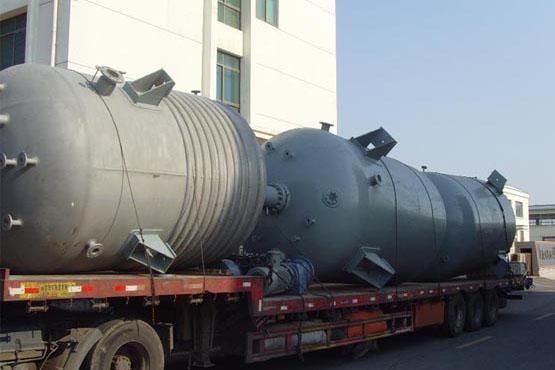 单县27000L不锈钢反应釜