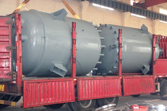 10m³大型磁力反应釜