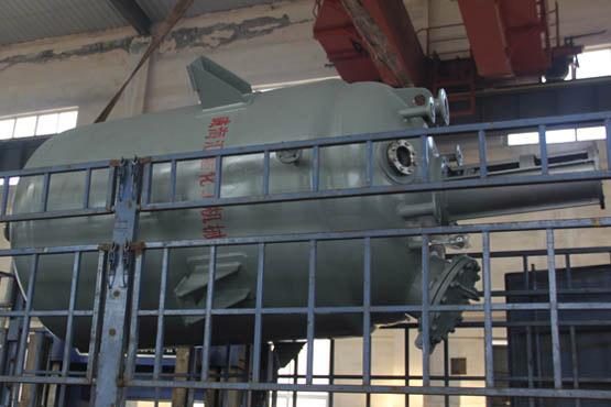 5000L机械密封反应釜