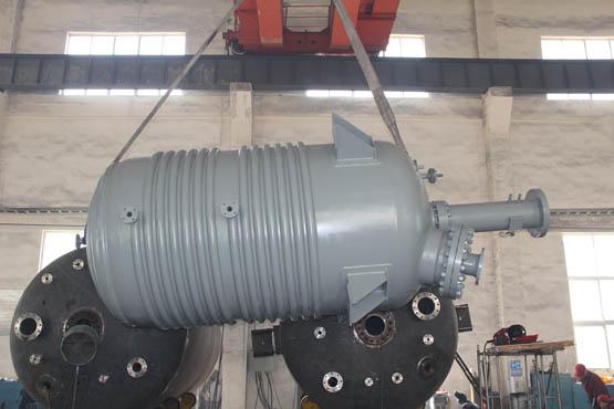 7200L高压磁力驱动反应釜