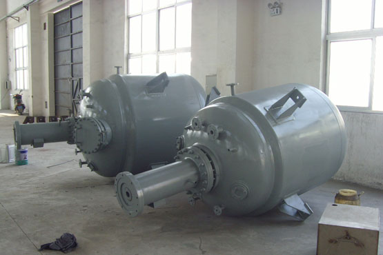 2000L磁力驱动反应釜