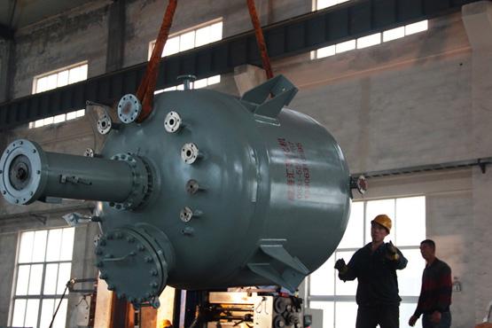 内蒙古某单位1台3000L的磁力反应釜