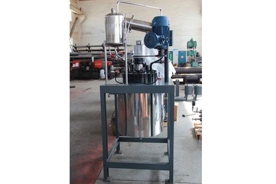 50L带冷凝回收系统反应釜