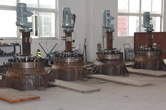 15MPa500L高压加氢反应釜