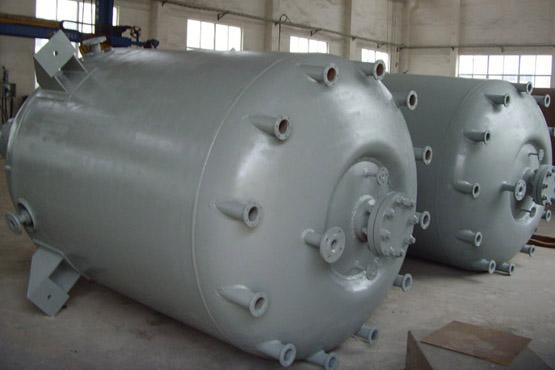 4000L导热油电加热镍反应釜
